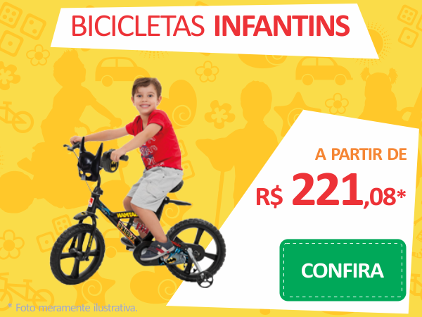 Vitrine Bicicleta